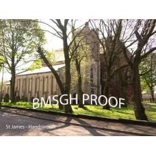Handsworth, St. James - Church Photo