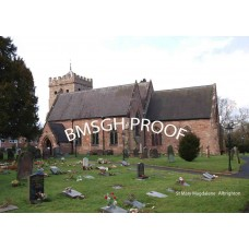 Albrighton St. Mary Magdalene - Church Photo - Download