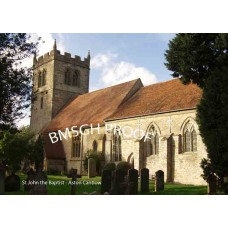 Aston Cantlow St. John the Baptist - Church Photo