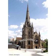 Birmingham St. Martin - Church Photo - Download