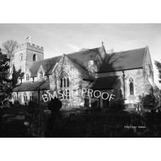 Hatton, Holy Trinity - Church Photo