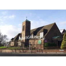 Kings Heath, Hazelwell Church, C of E and Methodist  - Church Photo