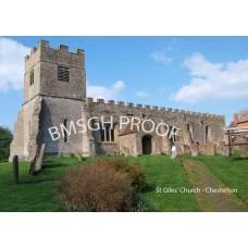Chesterton, St. Giles - Church Photo - Download