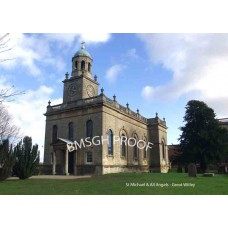 Great Witley, St. Michael and all Angels - Church Photo