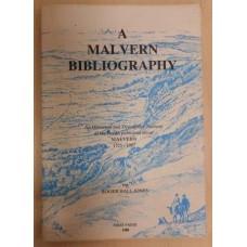 A Malvern Bibliography – Used