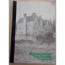 Worcestershire Countryside Treasures (1) - Used