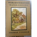 Worcestershire Water-Colours – Used