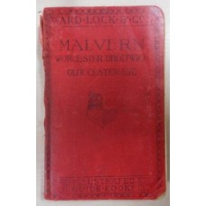 A New Pictorial And Descriptive Guide To Malvern And District - Used