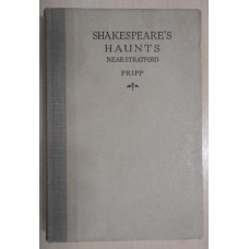 Shakespeare's Haunts Near Stratford - Used
