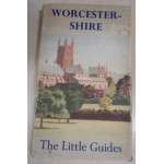 The Little Guides - Worcestershire - 1 - Used