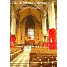The Midland Ancestor - Back Issues - 2018 (Download)