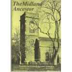 The Midland Ancestor - Back Issues - in pdf download format