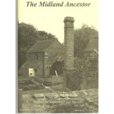 BMSGH - The Midland Ancestor Volume 16 No.06 June 2009