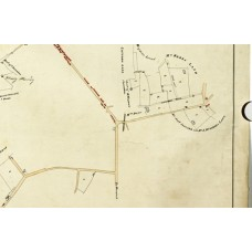 Church Lawford Tithe map 1850 - CR569-154(Download)