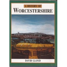 A History of Worcestershire - Used