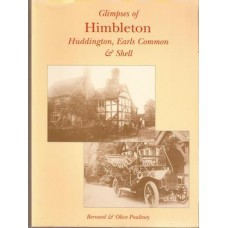 Glimpses of Himbleton Huddington, Earls Common & Shell  - Used