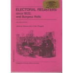 Electoral Registers since 1832: and burgess rolls  - Used