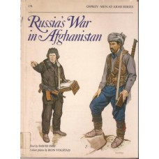 Russia's War in Afghanistan - Used