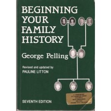 Beginning Your Family History - Used