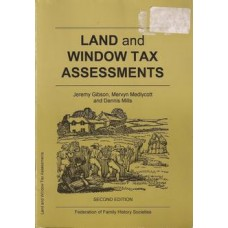 Land and Window Tax Assessments -  Used