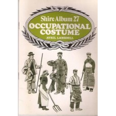 Occupational Costume  - Used