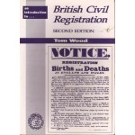 British Civil Registration: an introduction to... - Used
