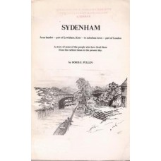 Sydenham: from hamlet - part of Lewisham, Kent - to suburban town - part of London - Used