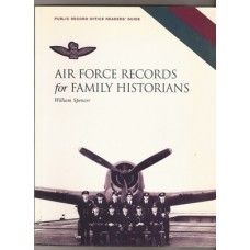 Air Force records for Family Historians - Used