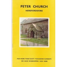 Peter Church Herefordshire - Used
