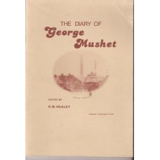 The Diary of George Mushet - Used
