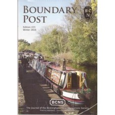 Boundary Post. Edition 223. Winter 2019 - Used