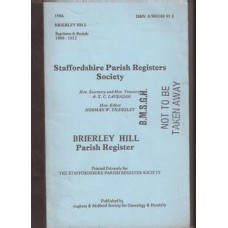 Brierley Hill Parish Register