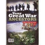 Your Great War Ancestors: how to find out more - Used