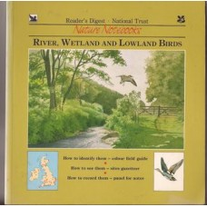 River, Wetland and Lowland Birds- Used