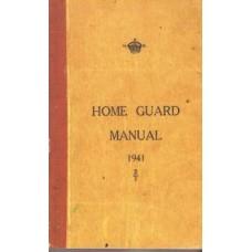 Home Guard Manual 1941 - Used
