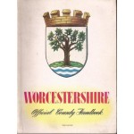 Worcestershire Official County Handbook - Used