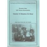 1851 Census Warwickshire Surname Index Volume 13  Shipston On Stour- Used