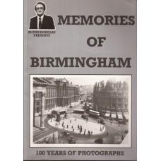 Memories of Birmingham: 100 years of photographs - Used