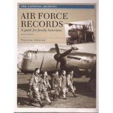 Air Force Records: a guide for family historians - Used