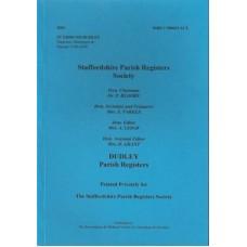 Dudley Parish Registers St. Edmund Dudley - Used