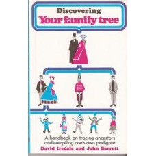 Discovering Your Family Tree: a handbook on tracing ancestors and compiling one's own pedigree - Used