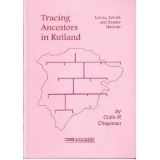 Tracing Ancestors in Rutland: guidance on local, social and family history - Used