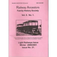 Light Railways Issue - Used