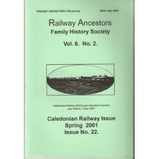 Caledonian Railway Issue - Used