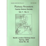 North London Railway Issue - Used