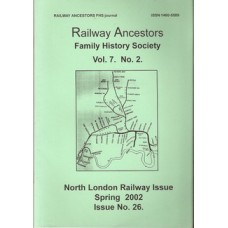 North London Railway Issue - Used