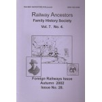 Foreign Railways Issue - Used