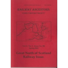 Great North of Scotland Issue - Used