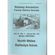 North Wales Railway Issue - Used
