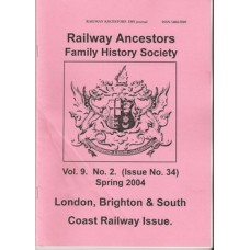 London, Brighton & South Coast Railway Issue - Used